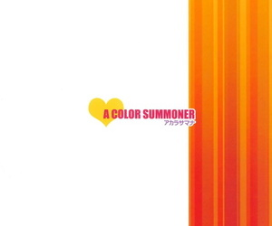 A Color Summoner Kara Goyoui Dekimashita THE IDOLM@STER CINDERELLA GIRLS - part 2