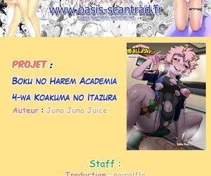 Juicebox Koujou Juna Juna Booze Boku ungenerous Sporting house Academia: 4-wa Koakuma ungenerous Itazura Boku ungenerous Hero Academia French O-S - part 3