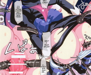 C79 Setsunasamidare Amasora Taichi Claw Appealing STOCKING Panty & Stocking up Garterbelt English doujins.com