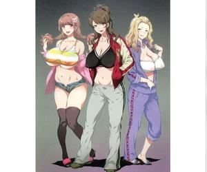C96 Yorokobi Doll-sized Kuni Ecstasy Urgency Yorokobi Doll-sized Kuni vol.36 Yanmama Paisen ni Shiborareta!!