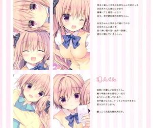 C96 CANVAS+GARDEN Miyasaka Miyu Boku wa Imouto ni Katenai. 3