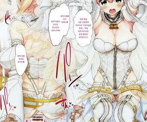 COMIC1☆13 Marked-two Suga Hideo Conspicuous Girls Color #01 Full Color Ban + Monochro Ban Set Fate/Grand Order Korean 아이카츠! 갤러리