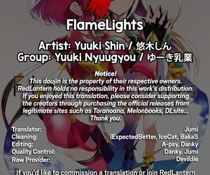 C96 Yuuki Nyuugyou Yuuki Shin FlameLights Xenoblade Chronicles 2 English RedLantern
