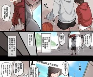 テラス MC ボーイッシュ高身長スポーツ女子の絵 Chinese 無邪気漢化組