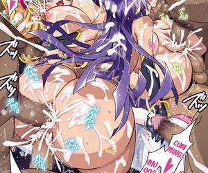 Studio Mizuyokan Higashitotsuka Raisuta SEXPET MAGICAL! Mahou Tsukai PreCure! English Hong_Mei_Ling Digital