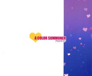 Utahime Teien 20 A Color Summoner Kara Dou Deshou Sarina-san THE IDOLM@STER CINDERELLA GIRLS korean