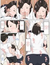 Horsetail Kaa-san Janakya Dame Nanda!! 4 ~Natsuyasumi Kouhen~ - Mother it has to be you ~Summer Holiday Last Part~ Spanish Night Fansub - part 2