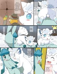 Koori Nezumi Setsudou - Snow cave Pokémon English Decensored