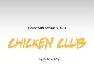 ButcherBoy Familial Affair:SIDE B - Milquetoast ClubEnglish - accouterment 3