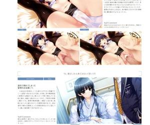 Misaki Kurehito- Kuroya Shinobu Ushinawareta Mirai o Motomete Visual Fanbook - decoration 3