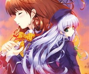 Misaki Kurehito- Kuroya Shinobu Ushinawareta Mirai o Motomete Visual Fanbook