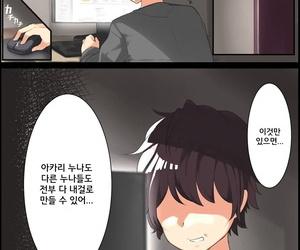 MC Aneochi 3-nin small-minded Ane o Choukyou Shita Kiroku Korean