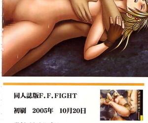 Crimson Comics Carmine F.F. Fight Final Fantasy VI- VII- X-2 English Kizlan - part 3