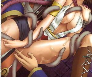On the same plane Comics Carmine F.F. Fight Final Fantasy VI- VII- X-2 English Kizlan