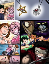 Juicebox Koujou Juna Juna Juice Boku no Harem Academia: 5-wa Harem no Hajimari Boku no Hero Academia - part 5