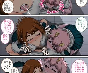 Juicebox Koujou Juna Juna Juice Boku no Bordello Academia: 5-wa Bordello no Hajimari Boku no Hero Academia