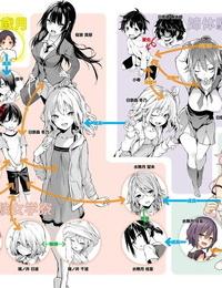 みちきんぐ Thick Sisters - みちきんぐ CHARACTER ART BOOK comicアンスリウム5月号 別冊付録 無邪気漢化組