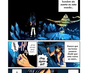 Pirontan Otona no Douwa ~Aladin to Mahou no Well-illuminated Spanish Gokiburi-ganstatrad Decensored