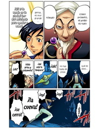Pirontan Otona no Douwa ~Aladin to Mahou no Lamp Spanish Gokiburi-ganstatrad Decensored