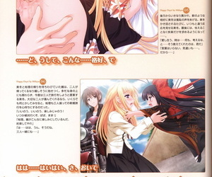 Tayutama -Its pilfer days- Visual Fanbook - attaching 2