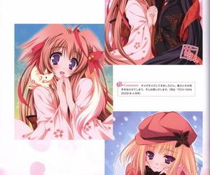 Tayutama -Its happy days- Visual Fanbook - decoration 5