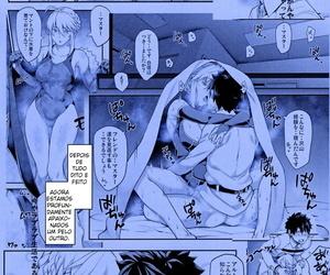C96 STANKY yozo Kishiou no Kimochi Ii Ana -Alter- Fate/Grand Feign Portuguese-BR Chunky Mara Colorized