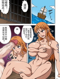 Naruho-dou Naruhodo Nami SAGA 2 One Piece Chinese D狗汉化 Digital