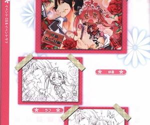 Koi iro Marriage artbook - part 2