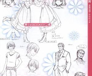 Koi iro Marriage artbook - accoutrement 3