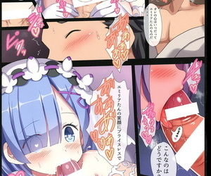 C94 Nanmin Tow-haired Gibuchoko Rem small-minded Mousou Wedding! Re:Zero kara Hajimeru Isekai Seikatsu