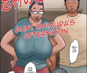 Zenmai Kourogi GOGO Shimura no Oba-chan - Aunt Shimuras Afternoon EnglishAmoskandy