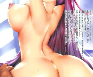 C96 M.H. Bokujou TOYOMAN- BEN FGO Utopia 3 Sisters Shower Fate/Grand Bit