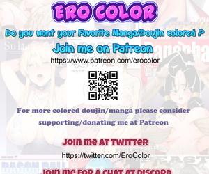 Kihiru Kiniro Sanya COMIC Tenma 2014-02 English Sling Colorized Incomplete