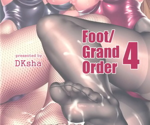 C97 DKsha Kase Daiki Foot/Grand Order 4 Fate/Grand Order