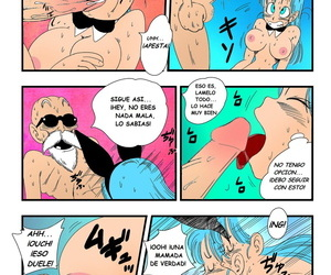Yamamoto Bunny Girl Second choice Dragon Ball Spanish Colorized Decensored Incomplete