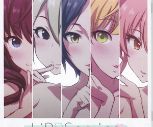 C91 radiant/H+ Nagisa Aya LiPPService An obstacle [email protected] CINDERELLA GIRLS