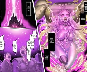 pinkjoe Threatening Witch Gladness 2 - Kuromajo no Koukotsu 2 Chapter 3-4 Eng