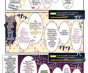 C93 REIs ROOM REI ROYAL HAREM Azur Lane Spanish Rakuen Translations