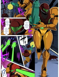 C86 EROQUIS! Butcha-U Metroid XXX Metroid French RE411 Colorized Decensored - part 2