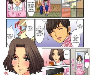 Kiryuu Reihou Hahaoya Swap - Omae no Kaa-chan Ore no Mono 4 - Mother Swap - Your Mother Belongs to Me 4 English Zero Translations - part 4