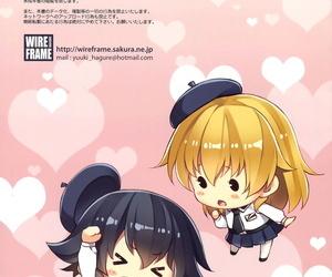 C90 WIREFRAME Yuuki Hagure Anzio bantam Enkou War! Girls und Panzer Chinese 屏幕髒了漢化 Decensored