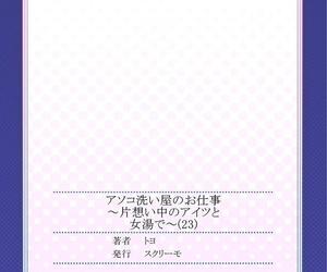 Toyo Asoko Araiya picayune Oshigoto ~Kataomoichuu picayune Aitsu at hand Onnayu de~ 23