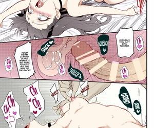 Kyockchokyock Kyockcho Tohsaka Shimai Ryoujoku -Rin Hen- - Subjected TOHSAKA Sisters -Episode Rin- Fate/stay night English Hive-san Digital Colorized