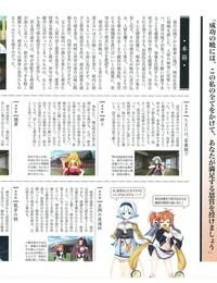 戦国†恋姫 ~乙女絢爛☆戦国絵巻~ ビジュアルファンブック-1 - part 5