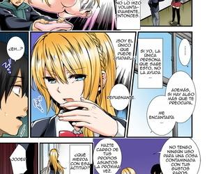 sorani Gakuen no Ojou-sama ga Roshutsukyou no Dohentai datta Hanashi - La dama de la escuela es realmente una pervertida exhibicionista Ch. 1 COMIC Ananga Ranga Vol. 25 Spanish Janime Digital