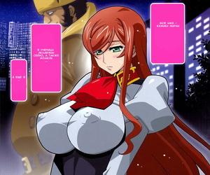 C87 Studio Mizuyokan Higashitotsuka Raisuta Mirai Nikki Gundam Build Fighters Try Russian Witcher000