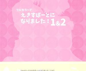 COMIC1☆13 End-all respecting Yukaina Nakamatachi End-all Active Color de Skilful ni Narimashita!1&2 - part 3