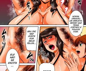 Yokoyama Lynch Okaa-san no Waki no Nioi ga Tamaranai - I Cant Get Enough of Moms Armpit Stench COMIC Kuriberon DUMA Vol. 01 Portuguese-BR Hentai Season Digital