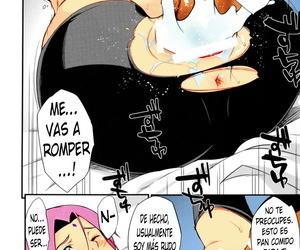 C92 Karakishi Youhei-dan Shinga Sahara Wataru Botan relating to Sakura Naruto Spanish kalock Colorized