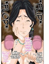 Mosquito Man Kaa-chan to Charao - Mom & Playboy English N04h - part 2